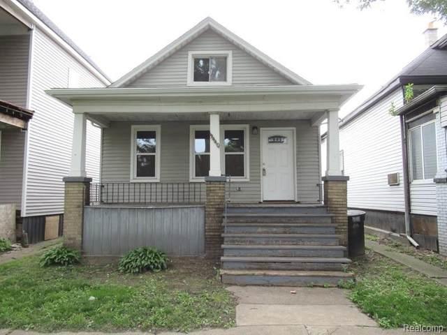 3440 Cicotte Street, Detroit, MI 48210 (#2210059025) :: The Alex Nugent Team   Real Estate One