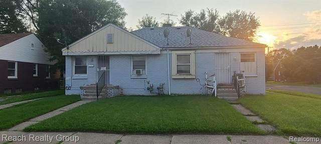 17237 Hoover, Detroit, MI 48205 (#2210059067) :: Duneske Real Estate Advisors