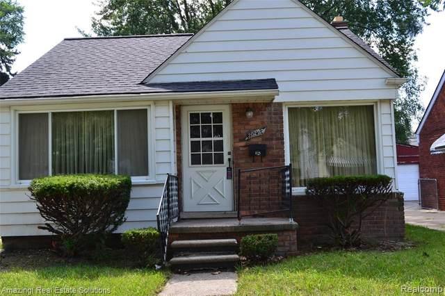 20237 Wexford Street E, Detroit, MI 48234 (#2210059071) :: Duneske Real Estate Advisors