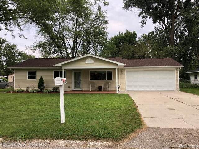 6133 Westdale Drive, Grand Blanc Twp, MI 48439 (#2210059104) :: Real Estate For A CAUSE