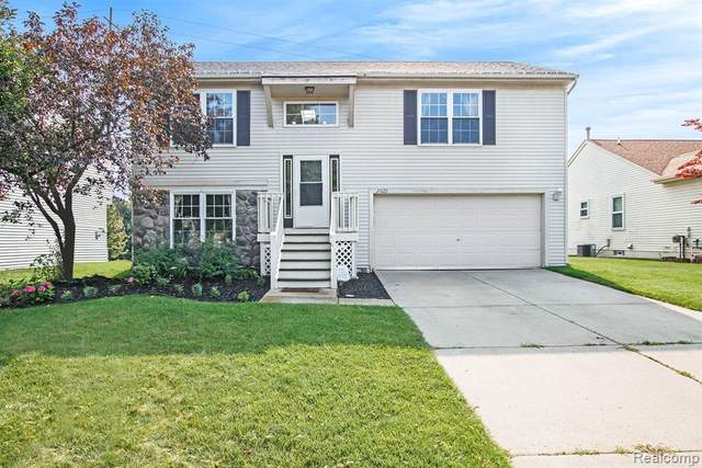 2622 Driftwood Drive, Waterford Twp, MI 48329 (#2210059122) :: Real Estate For A CAUSE