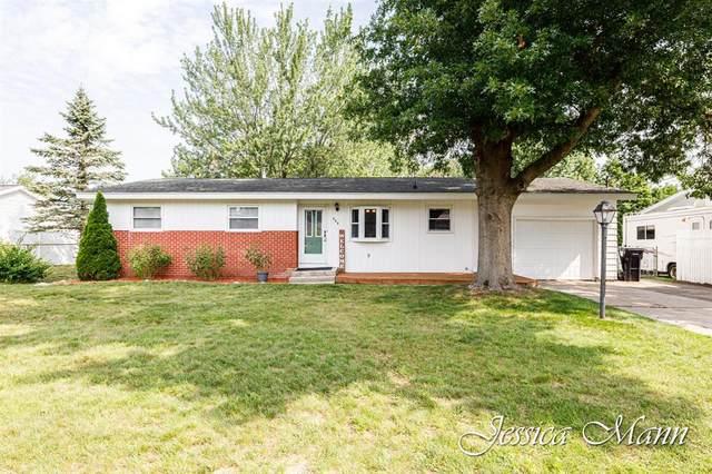 323 E Beech Street NE, Cedar Springs, MI 49319 (#65021095287) :: Real Estate For A CAUSE