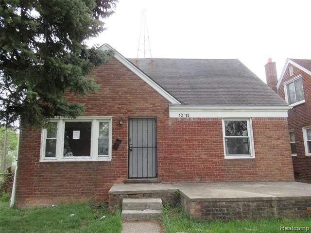 13718 E State Fair Street, Detroit, MI 48205 (#2210059161) :: Duneske Real Estate Advisors