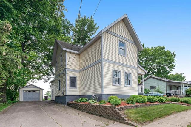 42 E Waterloo Street NW, Casnovia Twp, MI 49318 (#65021095326) :: Real Estate For A CAUSE