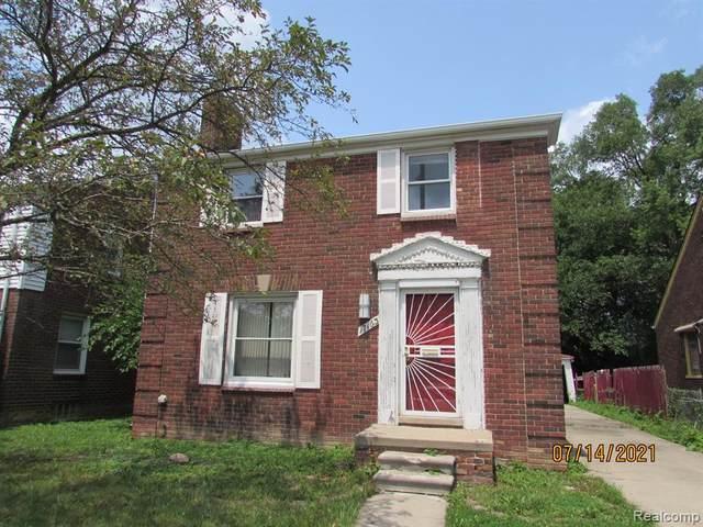 17163 Chandler Park Drive, Detroit, MI 48224 (#2210059170) :: Duneske Real Estate Advisors
