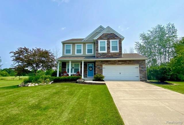 297 Winged Foot Drive, Brighton Twp, MI 48114 (#2210059241) :: Real Estate For A CAUSE