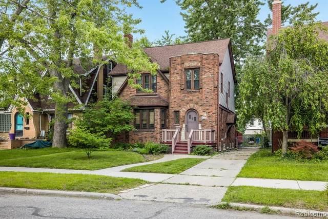 4706 Audubon Road, Detroit, MI 48224 (#2210059258) :: Duneske Real Estate Advisors