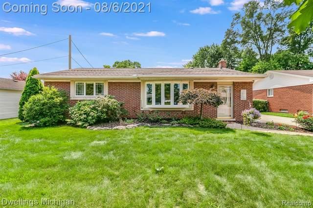 37539 Howell Street, Livonia, MI 48154 (#2210059261) :: GK Real Estate Team