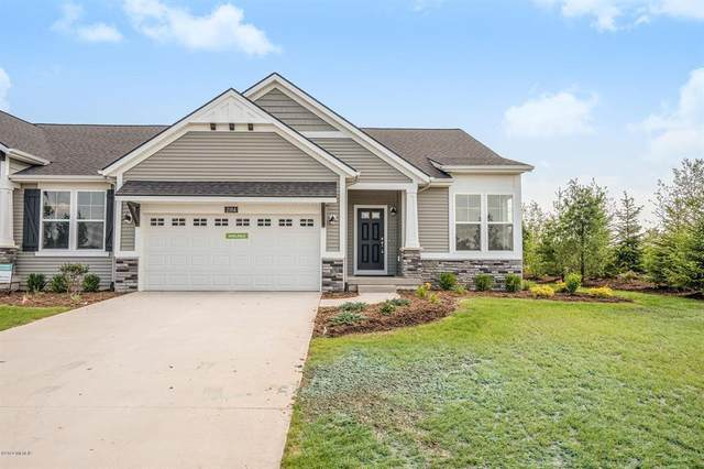 2174 Perennial Drive #42, Jamestown Twp, MI 49426 (#65021095399) :: Real Estate For A CAUSE