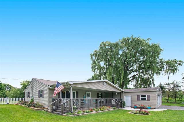 14500 12 Mile Road, Marshall Twp, MI 49033 (#64021095413) :: Real Estate For A CAUSE