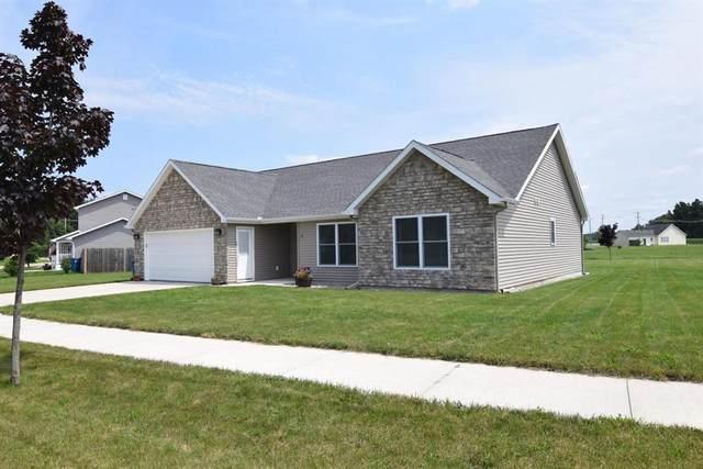 11 Hunting Trail Ave, QUINCY VLLG, MI 49082 (#62021095421) :: Novak & Associates