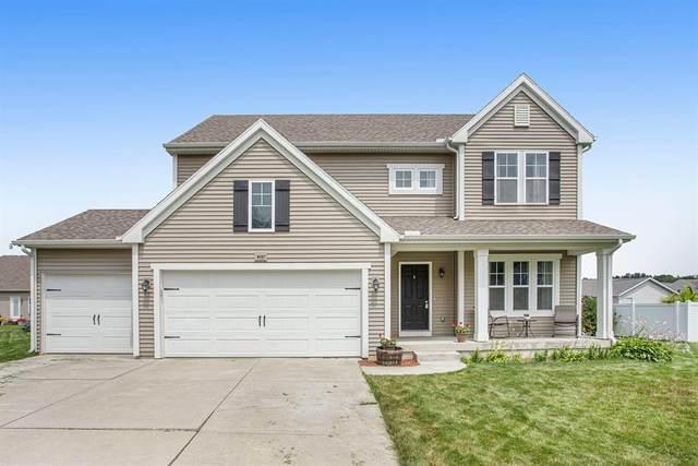 8097 Hemel Lane, Richland Twp, MI 49083 (#64021095422) :: Real Estate For A CAUSE