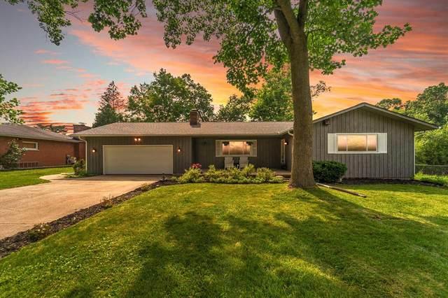 1115 Bunkerhill Drive Drive, Oshtemo Twp, MI 49009 (#66021095420) :: Novak & Associates