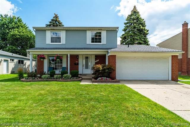 14050 Ingram Street, Livonia, MI 48154 (#2210059365) :: GK Real Estate Team