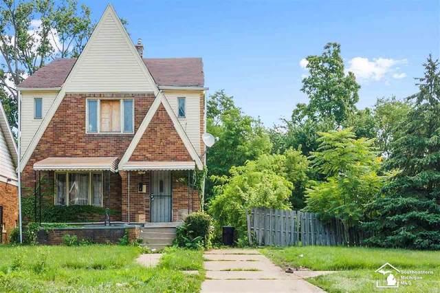 4640 Balfour, Detroit, MI 48224 (#57050049409) :: Duneske Real Estate Advisors