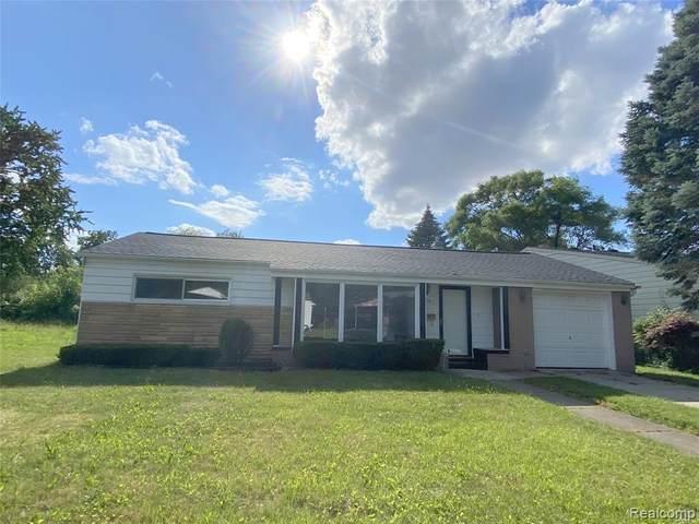 1828 Tebo Street, Flint, MI 48503 (#2210059439) :: Duneske Real Estate Advisors