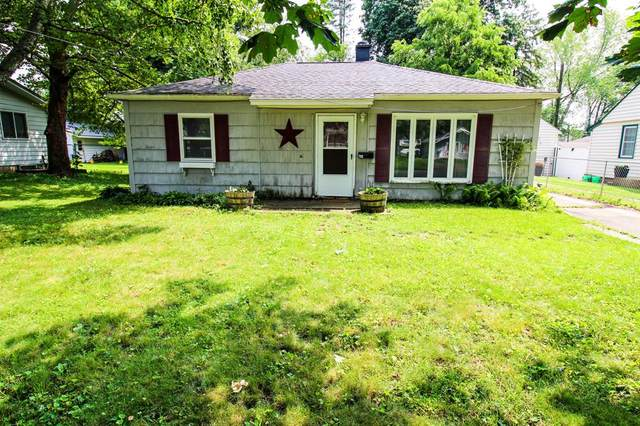 708 S Hooker Avenue, Three Rivers, MI 49093 (#68021095483) :: National Realty Centers, Inc