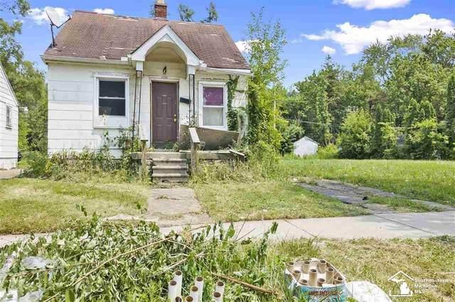 9966 Mettetal St, Detroit, MI 48227 (#57050049449) :: Duneske Real Estate Advisors