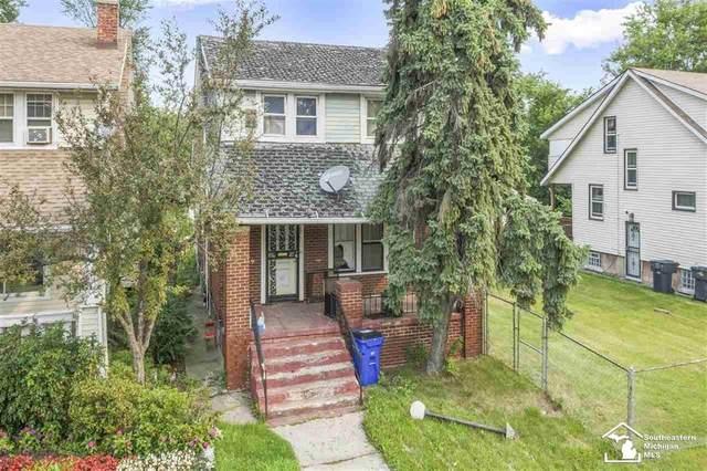 1998 Glendale, Detroit, MI 48238 (#57050049450) :: Duneske Real Estate Advisors