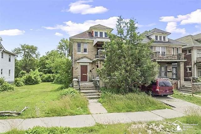 1985 Glendale, Detroit, MI 48238 (#57050049451) :: Duneske Real Estate Advisors