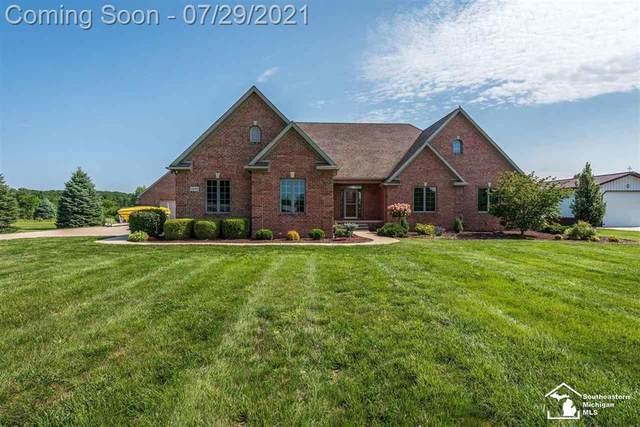 3290 N Otter Creek Rd, La Salle Twp, MI 48161 (#57050049458) :: Duneske Real Estate Advisors