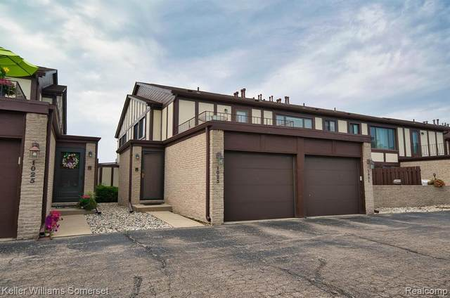 1023 Country Club Drive, Saint Clair Shores, MI 48082 (#2210059534) :: Real Estate For A CAUSE