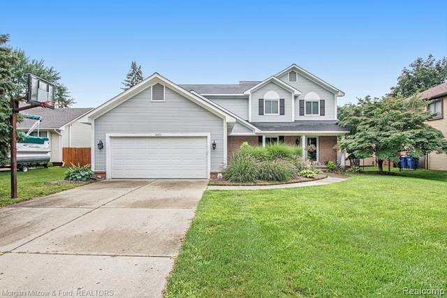 2653 Woodbourne Drive, Waterford Twp, MI 48329 (#2210059538) :: Real Estate For A CAUSE