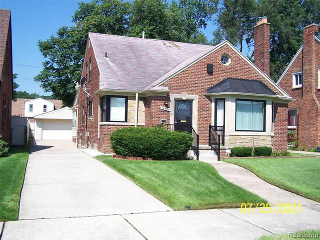 19325 Lauder Street, Detroit, MI 48235 (#2210059564) :: The Mulvihill Group