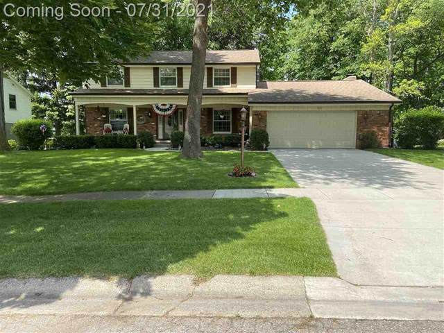 521 Westover Pass, Grand Blanc, MI 48439 (#5050049482) :: Real Estate For A CAUSE