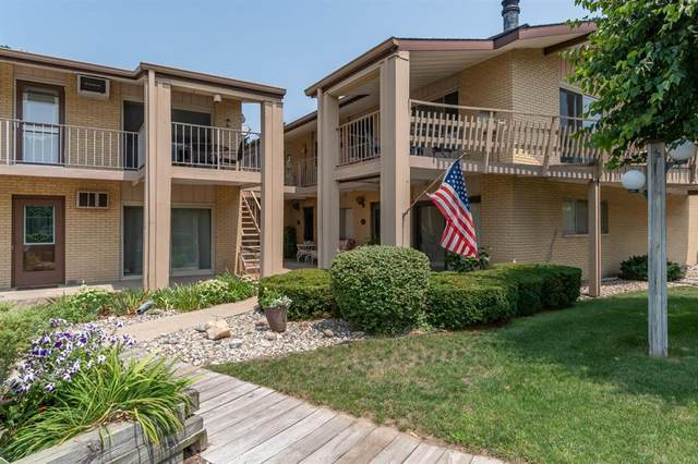 4150 Ridge Road #15, Lincoln Twp, MI 49127 (#69021095581) :: Real Estate For A CAUSE