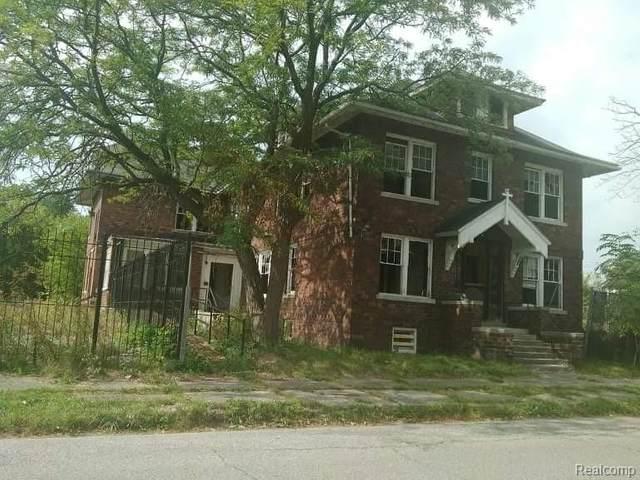 3875 Lillibridge Street, Detroit, MI 48214 (#2210059665) :: BestMichiganHouses.com
