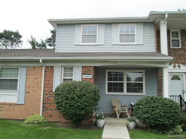 24633 Olde Orchard Street, Novi, MI 48375 (#2210059675) :: Duneske Real Estate Advisors