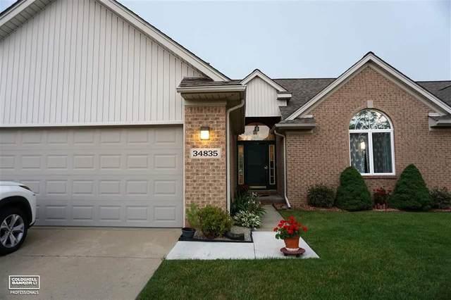34835 Swan Creek Blvd, Richmond, MI 48062 (#58050049522) :: Novak & Associates