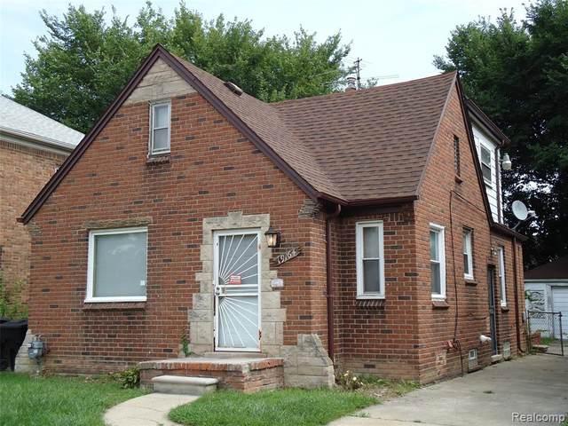 19164 Westphalia Street, Detroit, MI 48205 (#2210059698) :: Duneske Real Estate Advisors