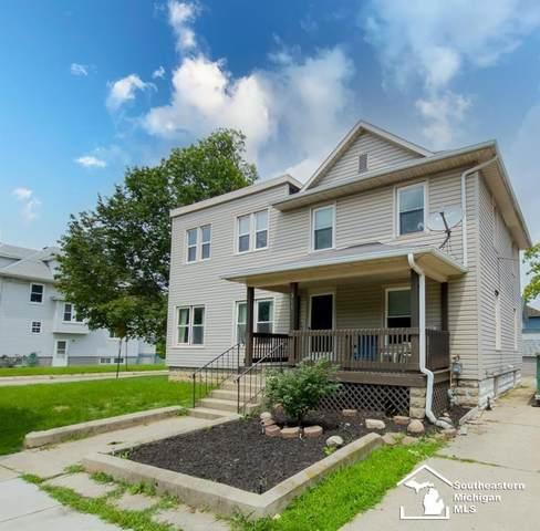 311 E Noble, Monroe, MI 48162 (#57050049538) :: Duneske Real Estate Advisors