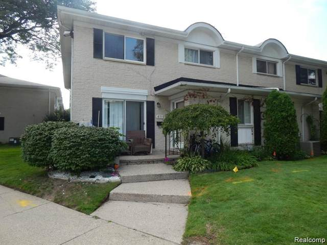 8715 George F Bunker Boulevard, Sterling Heights, MI 48313 (#2210059842) :: The Mulvihill Group