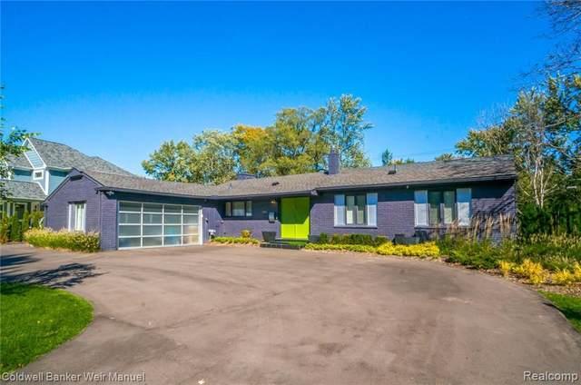 2950 Middlebury Lane, Bloomfield Twp, MI 48301 (#2210059953) :: Duneske Real Estate Advisors