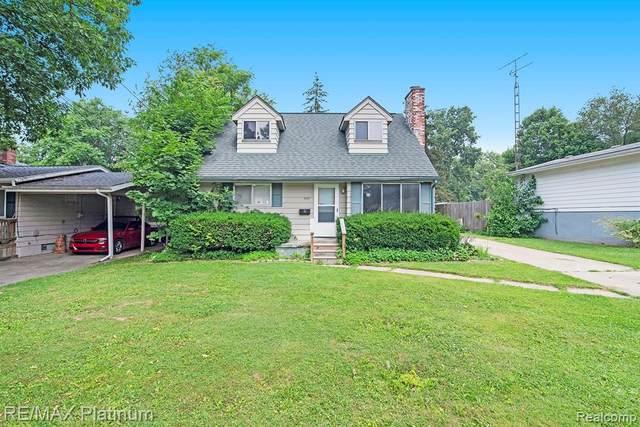 3537 Craig, Flint, MI 48506 (#2210060007) :: Real Estate For A CAUSE