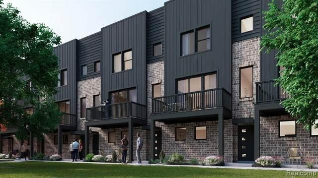 1051 Hampton Circle, Detroit, MI 48207 (#2210060013) :: Duneske Real Estate Advisors