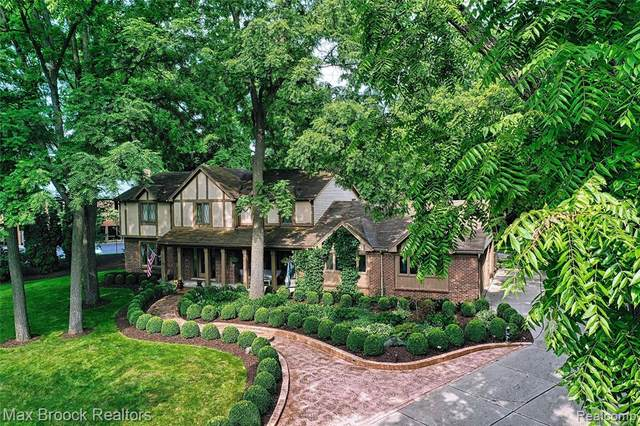 635 Willow Glen Court, Bloomfield Hills, MI 48304 (#2210060026) :: Real Estate For A CAUSE