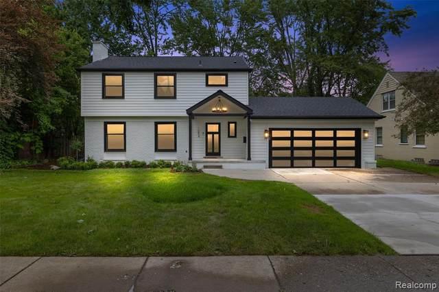1054 Saxon Drive, Birmingham, MI 48009 (#2210060064) :: The Alex Nugent Team | Real Estate One