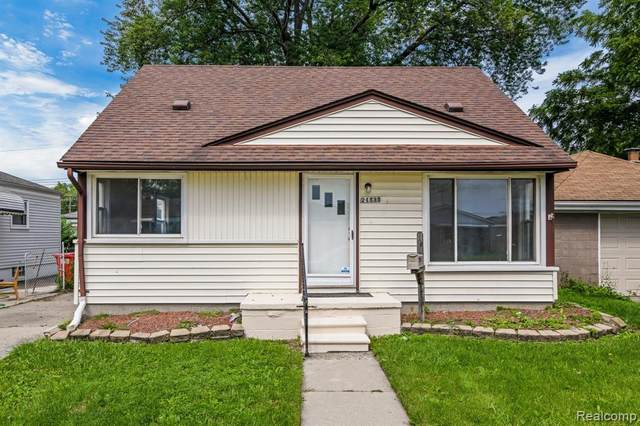 24535 Brittany Avenue, Eastpointe, MI 48021 (#2210060066) :: The Alex Nugent Team | Real Estate One
