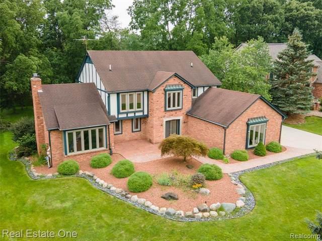 2565 Topsham Dr., Rochester Hills, MI 48306 (#2210060166) :: The Alex Nugent Team | Real Estate One