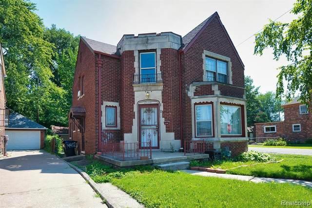 12133 E Outer Drive, Detroit, MI 48224 (#2210060192) :: Duneske Real Estate Advisors