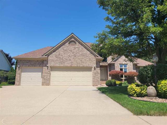 26749 Christy, Chesterfield Twp, MI 48051 (#58050049636) :: The Alex Nugent Team | Real Estate One