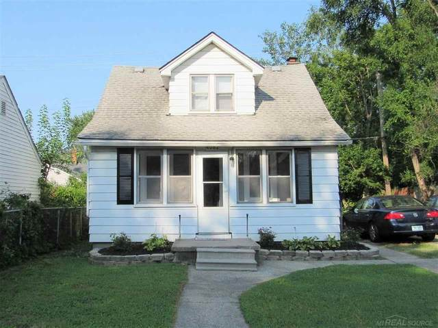 4082 Hereford St, Detroit, MI 48224 (#58050049645) :: Duneske Real Estate Advisors