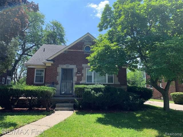9284 E Outer Drive, Detroit, MI 48213 (#2210060330) :: Duneske Real Estate Advisors