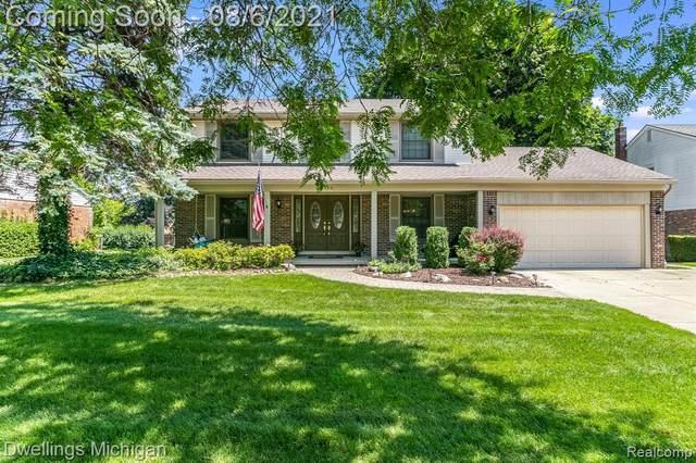 37749 Sunnydale Street, Livonia, MI 48154 (#2210060359) :: GK Real Estate Team