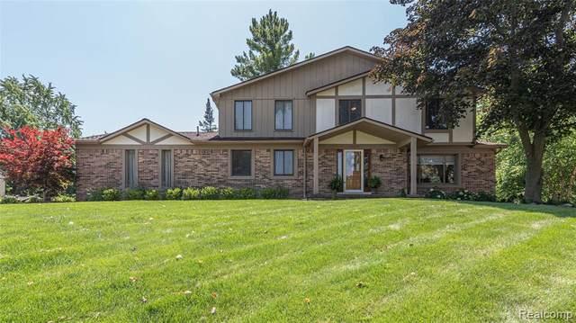 41479 Glyme Street, Novi, MI 48375 (#2210060435) :: Duneske Real Estate Advisors