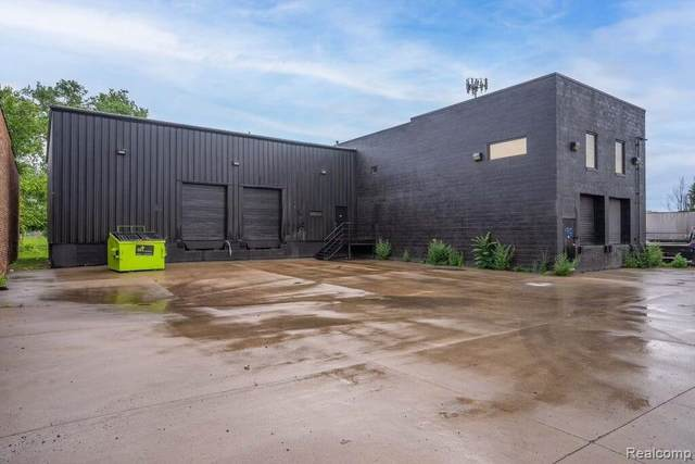 196 Green Street, Detroit, MI 48209 (#2210060522) :: The Alex Nugent Team   Real Estate One